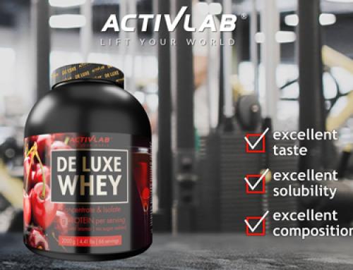 Activlab De Luxe Whey