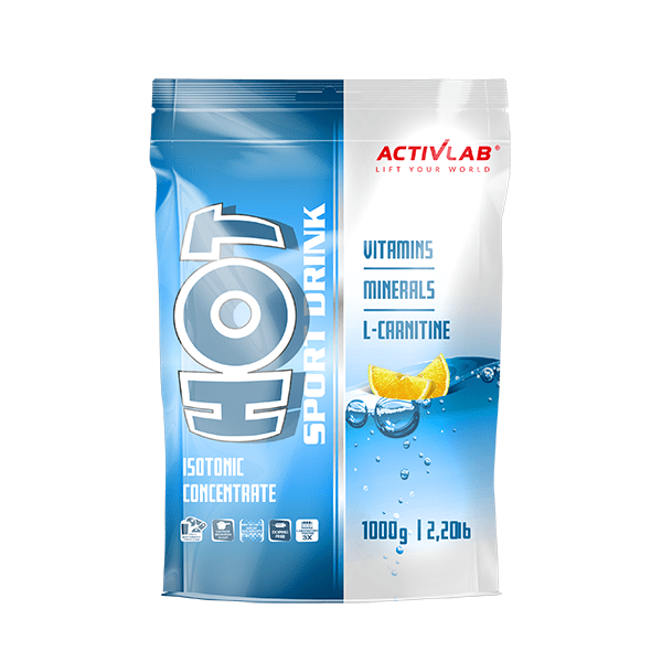 Hot Sport Drink Activlab