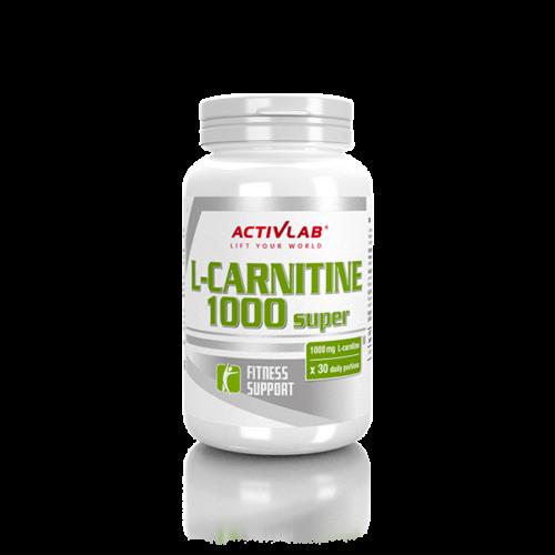 l-carnitine 1000 activlab sport