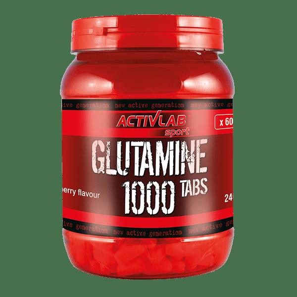 Glutamine 1000 240 tabs