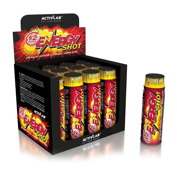 Energy Shot Display