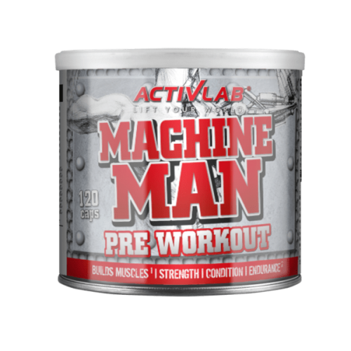 Machina Man Preworkout