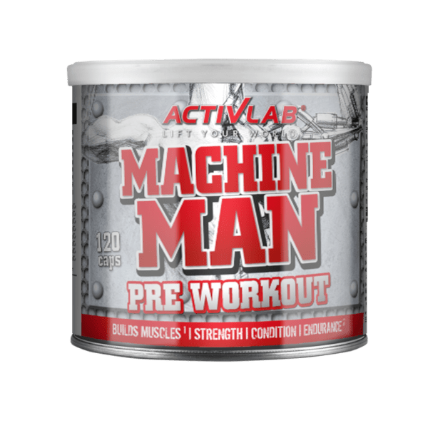 Machina Man Preworkout