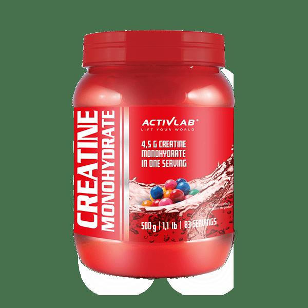 Creatine Monohydrate Activlab bubble gum
